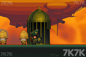 《蒸汽要塞中文无敌版》游戏画面3