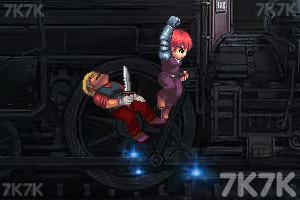 《复仇之臂中文无敌版》游戏画面5