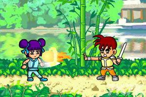 《炎龙传说武传》游戏画面3