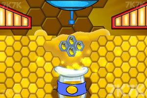 《我要吃蜂蜜》游戏画面2