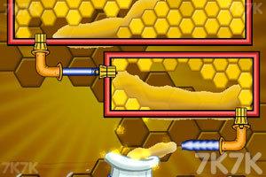 《我要吃蜂蜜》游戏画面9