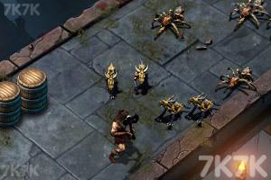 《国王的使命》游戏画面9
