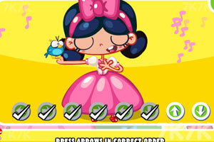 《苹果公主爱偷懒》游戏画面7