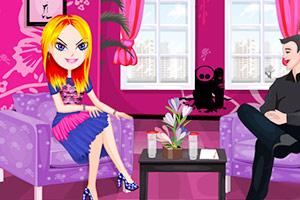 《非主流女生面试》游戏画面1