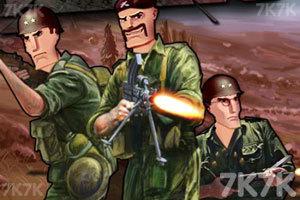《机械特种兵》游戏画面1