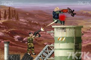 《机械特种兵》游戏画面5