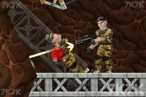 《机械特种兵》游戏画面7