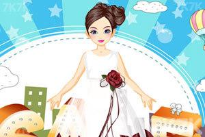 《女孩聚会连衣裙》游戏画面2
