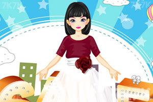 《女孩聚会连衣裙》游戏画面7