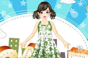《女孩聚会连衣裙》游戏画面6