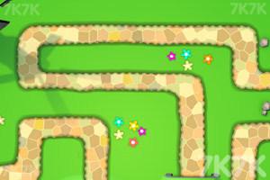 《小猴子守城4V1.26版》游戏画面3