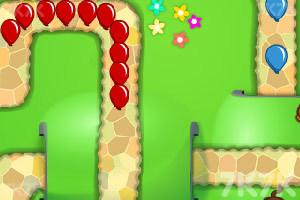 《小猴子守城4V1.26版》游戏画面7