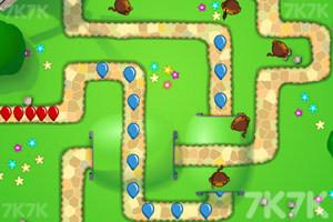 《小猴子守城4V1.26版》游戏画面6