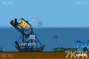 守卫海上城堡