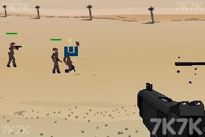 《海滩阻击》游戏画面8