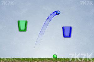 《水桶球1》游戏画面1