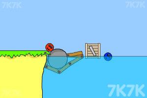 《小球找钻石》游戏画面5