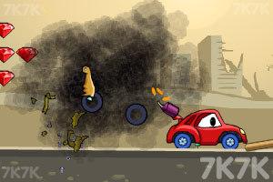 《大车吃小车2豪华版》游戏画面4