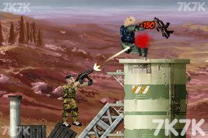 《机械特种兵无敌版》游戏画面6