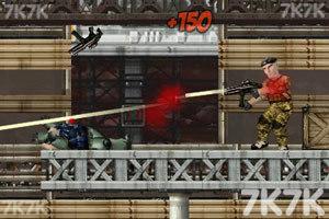 《机械特种兵无敌版》游戏画面5