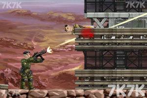 《机械特种兵无敌版》游戏画面4