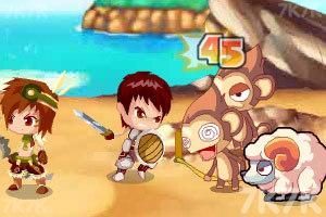 《宝剑传说》游戏画面6