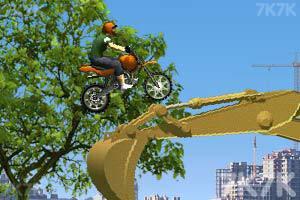 《摩托工地越野》游戏画面6
