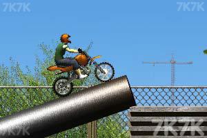 《摩托工地越野》游戏画面5