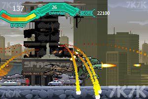 《疯狂机械人》游戏画面8