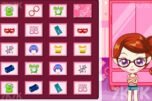 《阿sue整理衣柜》游戏画面9