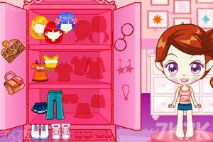 《阿sue整理衣柜》游戏画面6