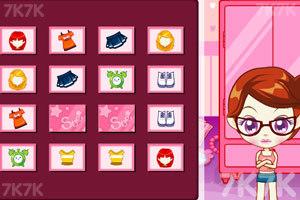 《阿sue整理衣柜》游戏画面4