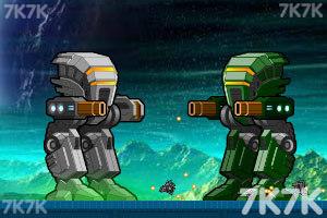 《機器人大對戰中文版》游戲畫面6