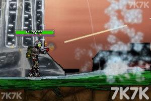 《未来战士2中文无敌版》游戏画面6