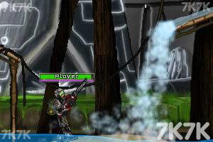 《未来战士2中文无敌版》游戏画面4