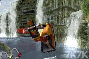 《3D极限摩托艇》游戏画面6