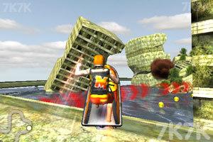 《3D极限摩托艇》游戏画面8