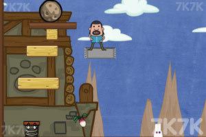 《十个冷笑话》游戏画面2