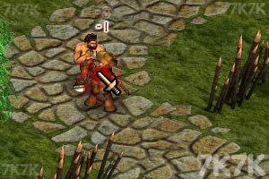 《国王复仇记之王者归来》游戏画面7