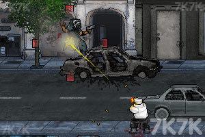 《街头CS枪战》游戏画面1