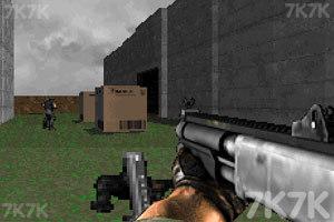 《CS气枪射击战》游戏画面2