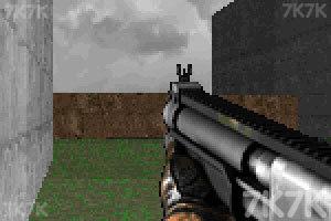《CS气枪射击战》游戏画面3