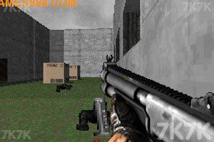 《CS气枪射击战》游戏画面4