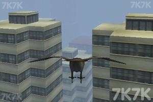 《像鸟儿一样飞3》游戏画面2