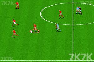 《足球大师》游戏画面6