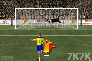 《2014世界杯点球大战》游戏画面3