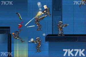《狙击外星人部队无敌版》游戏画面9