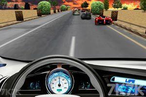 《3D障碍之路》游戏画面2