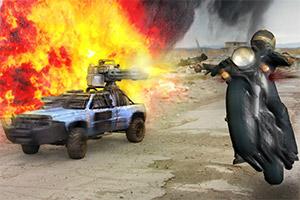 《浴血战车无敌版》游戏画面1