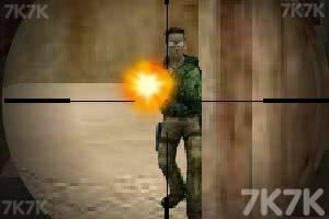 《反恐狙击王2无敌版》游戏画面2